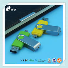 micro pen thumb flash drive dual otg usb 8GB 16GB 32 GB Micro pen thumb flash drive