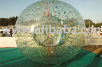 Zorb n Zorbing ball for Zorbing activity