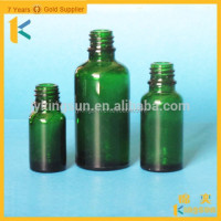 china made high quality dark olive oil glass bottle from Shenzhen manufacturer
