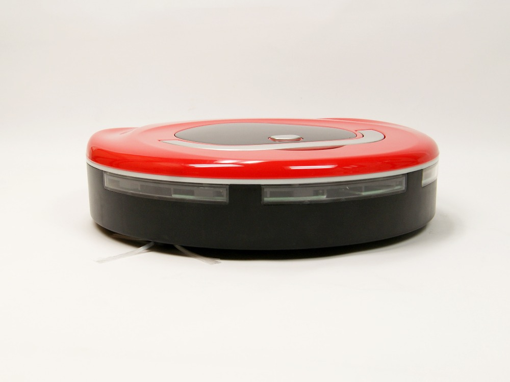 Robot Vacuum Cleaner with Auto Recharge for Floor and Thin Carpet Cleaning