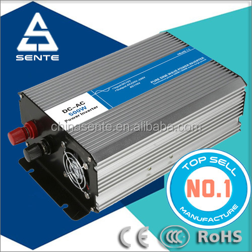 Top quality 500w <strong>dc</strong> to ac medium voltage frequency inverter 12v/24v/48v/96vdc to 110v/220v/230v/240vac with CE&RoHS
