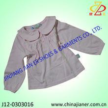 2013 new product kid wear,new blouse fashionable