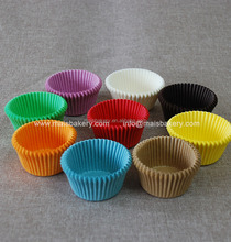 high quality Europe paper mini muffin baking cups