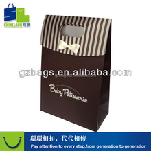 printing logo paper birthday party goodies bag