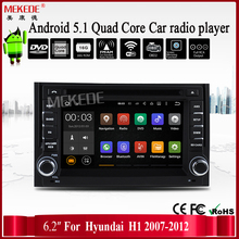 2din Car DVD Navigation for Hyundai H1 Car audio radio stereo sytem with WIFI 3G RDS