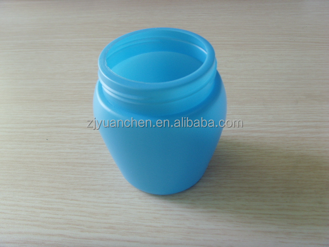 China manufactory oem blow molding bottle