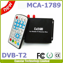 Global Newest 2 Mobility Chip Car DVB-T2 Tuner