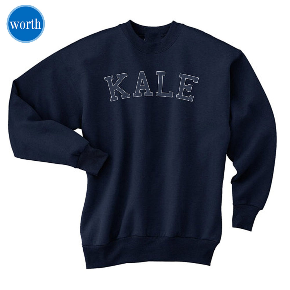 No Name Brand Sweatshirt Pullover With Premium Quality And Crew Neck