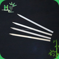 Wholesale Flat bamboo skewers