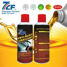Clear Anti Corrosion And Anti-rust Lubricant Spray