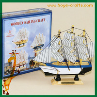 handmade crafts large ship wooden sailing boat model for sale