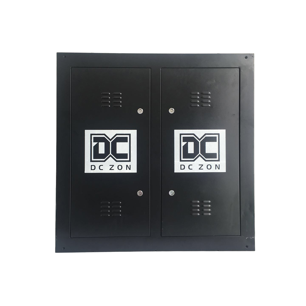 Fixed installation waterproof cabinet outdoor <strong>P10</strong> big LED display for supermall screen stage background