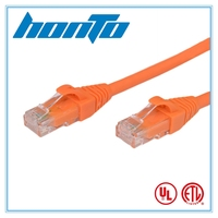 Cheap price UTP 8 pairs patch cord cable cat6a