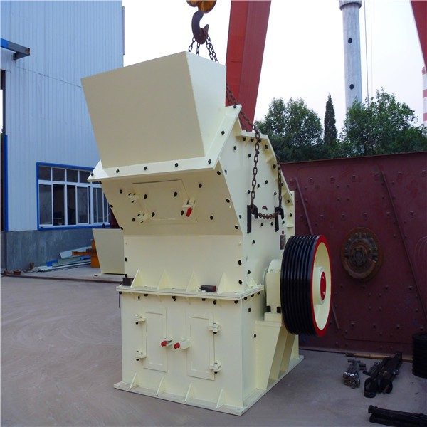 Higher output; more durable plate hammer ;PXJ Series High-efficiency Fine ImpactCrusher; crushing machine