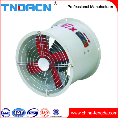 IP66 Mine explosion proof ventilation fan