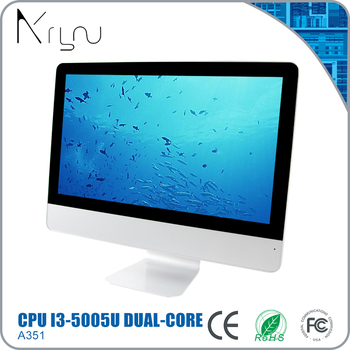 Factory offer direct mini aio diy all in one pc case desktop computer
