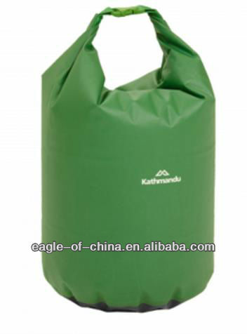 Hot sale 10L cylinder PVC tarpaulin waterproof swimming bag