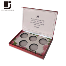 Updated fashion cosmetic gift set packaging box