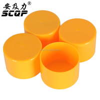 SCQP 48-50MM Scaffolding Pipe Plastic Caps ,Steel Tube Protector S013