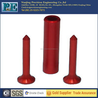 Customized high precision cnc plastic nail and tube