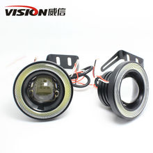 65MM 75MM 89MM COB Fog Lamp LED Lighting High Power Motor COB Fog Light