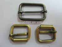 manufacturing cheap adjustable belt buckle /adjustable metal buckle