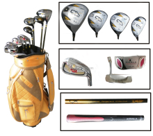 Custom Fitness Golf Clubs ,OEM Golf Club Fitting