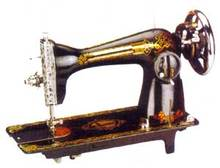 HOUSEHOLD SEWING MACHINE ( MODEL : EM 2 -1/2)