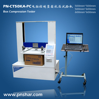 Corrugated Box and Board Compressive Strength Tester Supplier