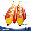 Gather Made In China High Precision Alibaba Suppliers inflatable water games flyfish banana boat