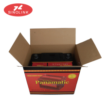 Standard Dry charged car battery (automotive battery)