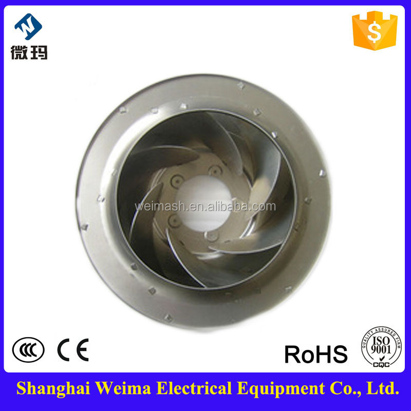 High Quality Backward Curved Blower Fan Motor And Low Energy Consumption
