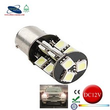Car canbus LED lighting,1156 19 SMD 5050 led CANBUS 12v 1156 auto led Bulbs