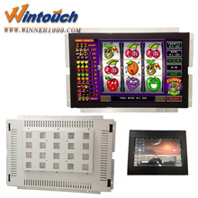 "21.5"" Wide LED Gaming Open Front Bezel Monitor/ 3M Capacitive Touch/ 1920x1080/ 250cd/ VA Panel/ RGB / DVI/ DC12V"