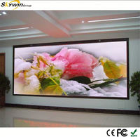 High quality P2.5 Full color star cricket live video led display screen