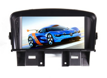 Split type car dvd player for Chevrolet cruze 2012 with gps navigation