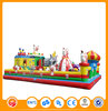 New inflatable castle and slide with high quality and tempting price