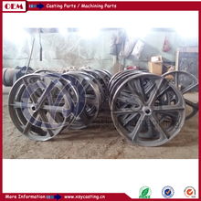 Australia cast ductile iron wheels for activities room