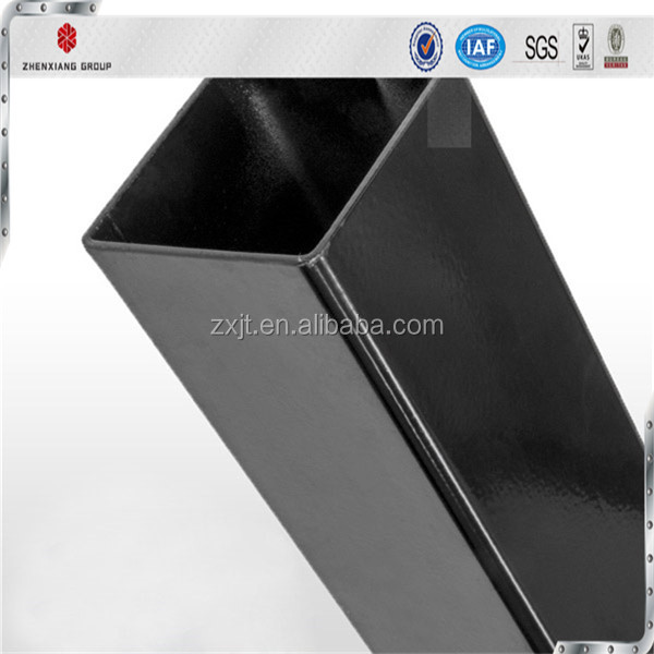 Alibaba china galvanized steel quare tube / square steel tube