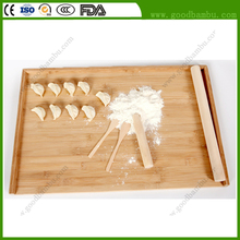 Extra Large Bamboo Cutting Board Best for Carving Cheese Bread