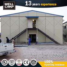 Prefab House Steel Building Shelter Portable Steel Structure Emergency Shelter