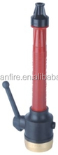 Water Hose Spray Nozzle For Fire Fighting