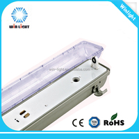 High quality 120cm 4ft IP65 ABS PC tri-proof lighting fitting with 2 years warranty
