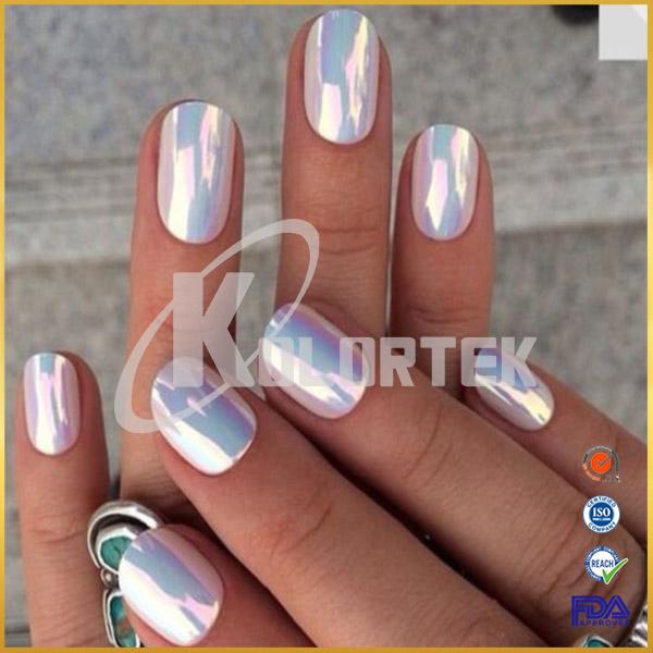 Factory Price Rainbow Unicorn Mermaid Chrome Powder For Aurora ...