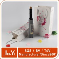 customized size boutique wine bottle bag gift packaging