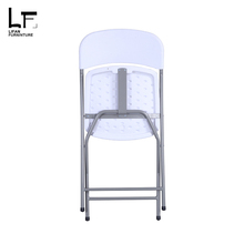 Easy wedding comfortable plastic used folding modern party tables and chairs