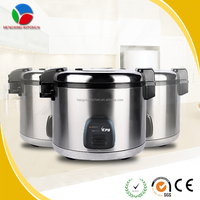 Multifunction Commercial Electric Pressure Cooker with stainless steel inner pot