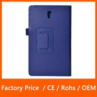 Smart Book Leather Case Cover For Samsung Galaxy Tablet T700 Two Folded