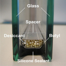 IG Insulating Glass Primary Sealants to aluminum spacer