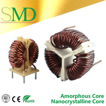 Amorphous and Nanocrystalline Core Made Common Mode Inductor For EMI EMC